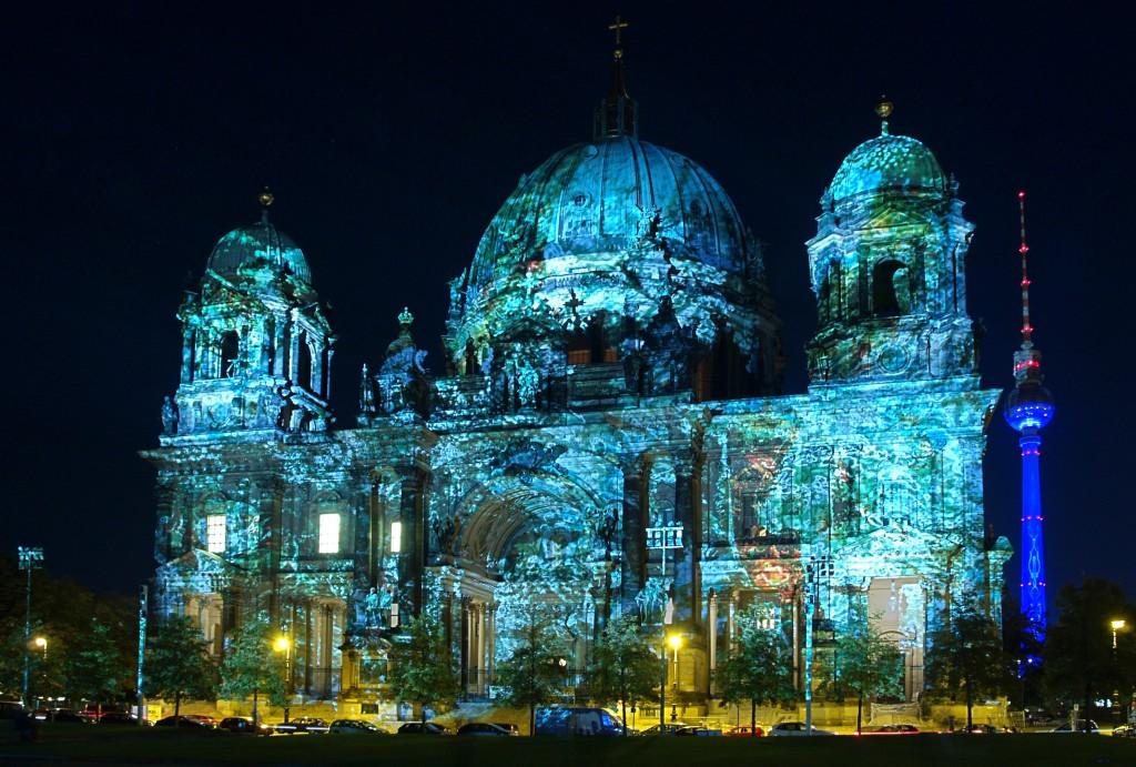 Berliner Dom mal anders