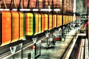 U-Bahnhof Hafencity/Universität